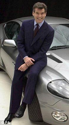 Pierce with car.