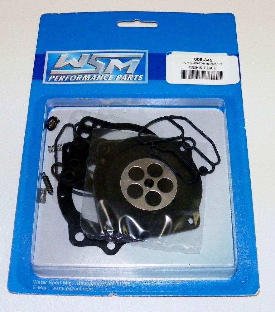 details about wsm keihin cdk ii kawasaki 550-1100 carburetor