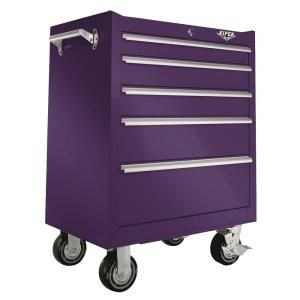Delicieux Viper Tool Storage, 26 In. 5 Drawer Cabinet In Purple Home Depot $480