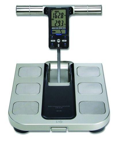 Body Composition Monitor w/ Scale Details Calculates visceral (abdominal) fat using Bio ...