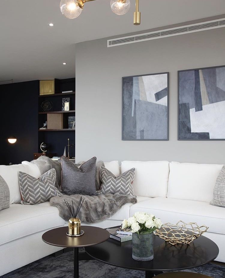 Reception rooms interior decorating design cosy pent house lounge also pin by josipa on living room decor pinterest rh