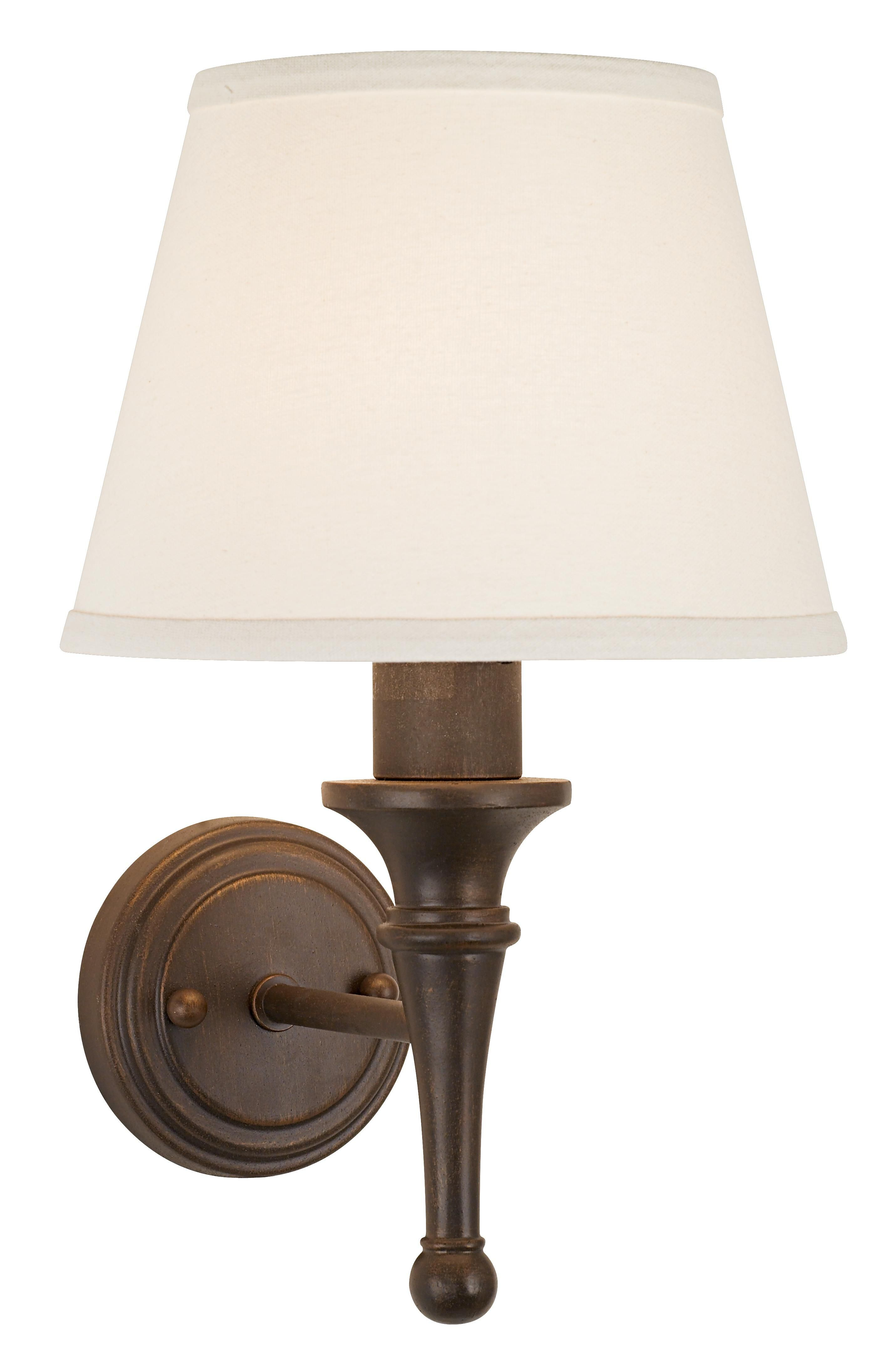 Braidy Bronze Plug In Wall Sconce 58465 Lamps Plus Wall Lamps With Cord Plug In Wall Sconce Sconces