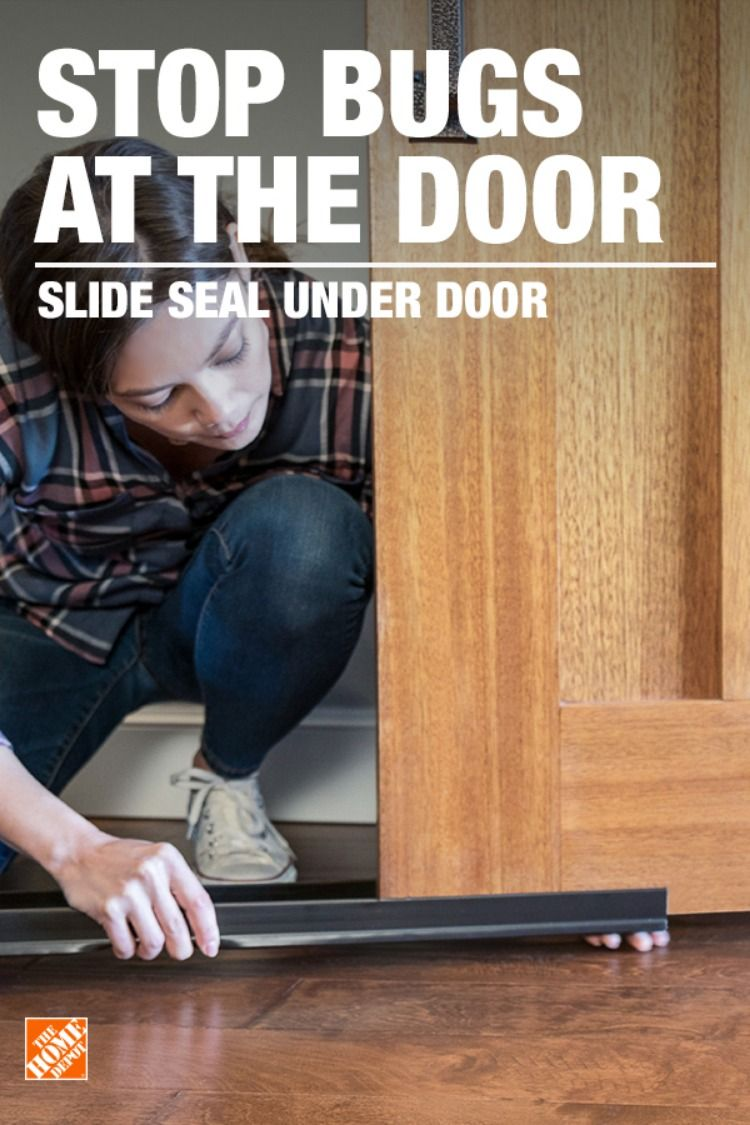With DENY™ door seals, it is easy to protect your home