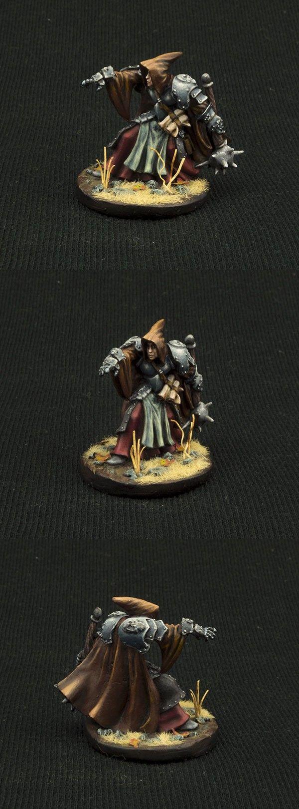 Deckard Nightveil, Death Priest