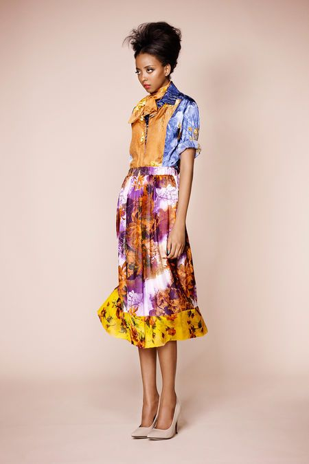 Duro Olowu Spring 2013 Ready-to-Wear Collection Slideshow on Style.com
