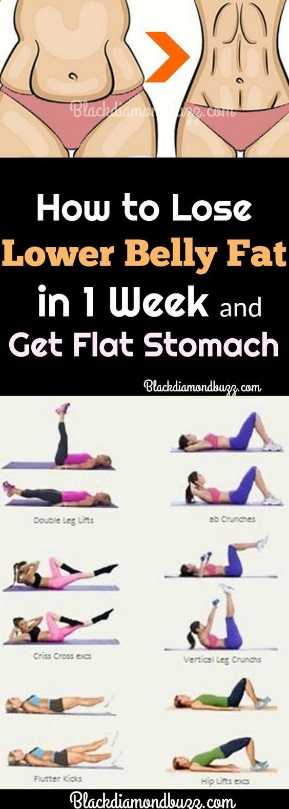 Pin on Belly Fat Burner Workout