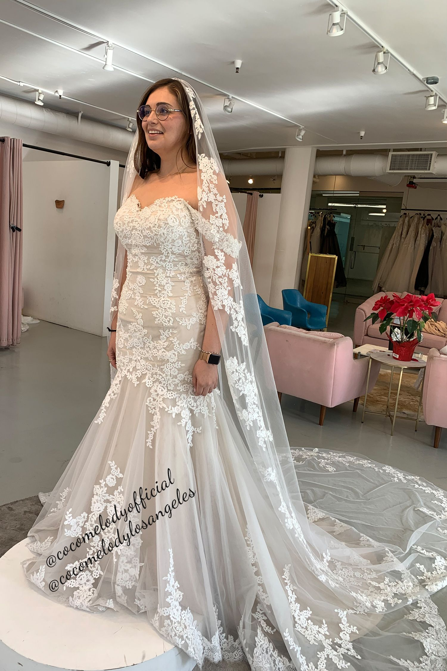 Find Your Dream Wedding Dress At Cocomelody Bridal Store In 2020 Dresses Wedding Dresses Bridesmaid Dresses