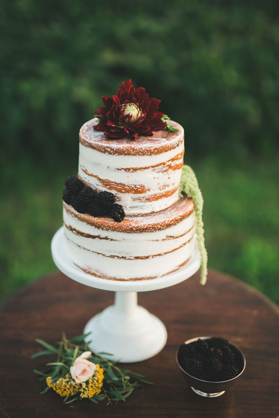 Blog florals wedding cake and photographers