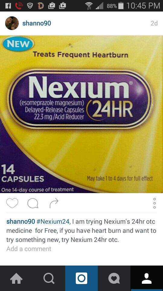 I have been trying Nexium\u0027s 24hr otc medicine for Free to help - medical release form sample