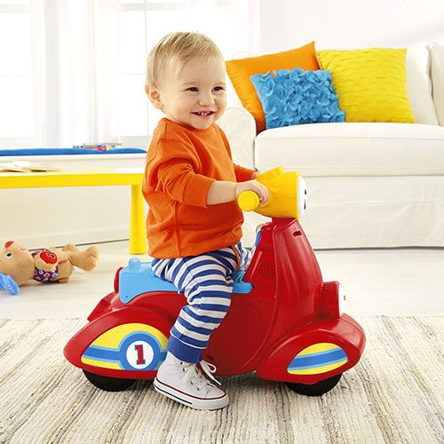 Laugh & Learn® Smart Stages™ Scooter 30 | fisher price ...