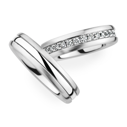 Christian Bauer Ladies Diamond Wedding Ring Diamond wedding rings
