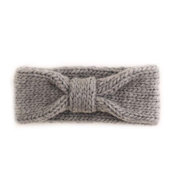 Knitted Headband | barrrets | Pinterest | Tejido, Tiaras y Lana
