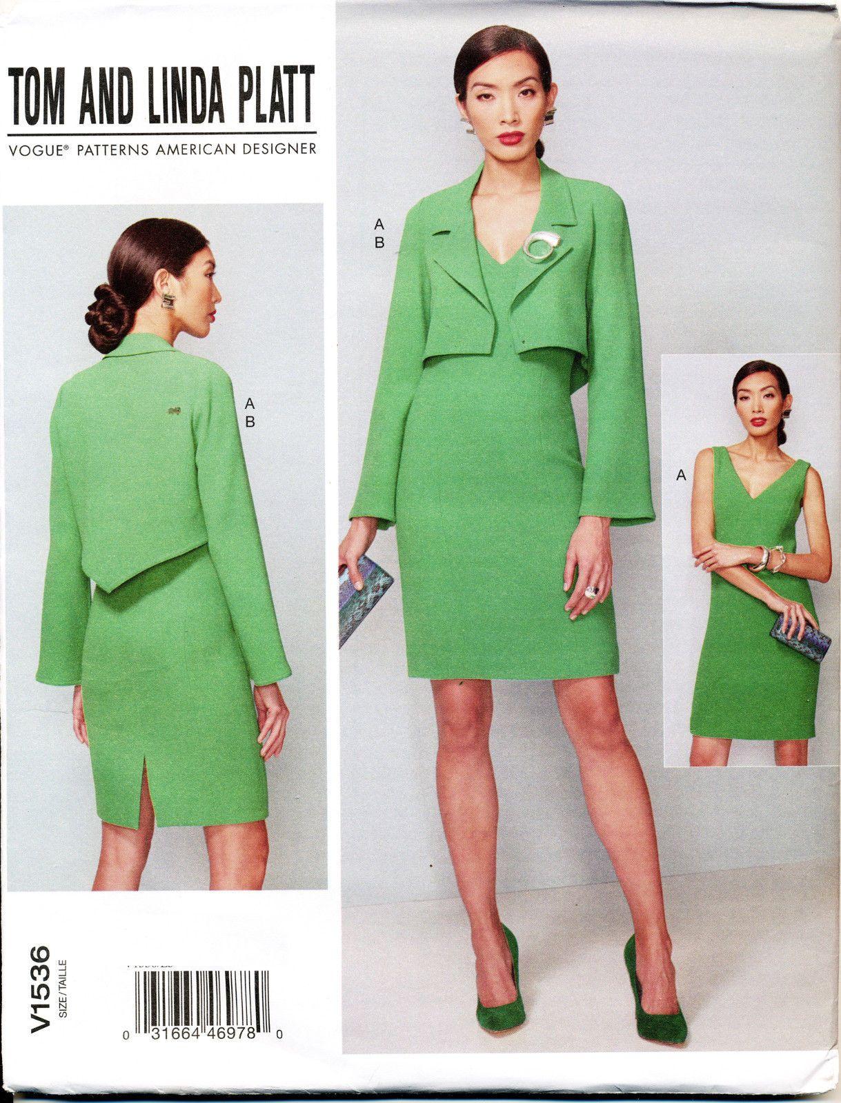 Misses Jacket Dress