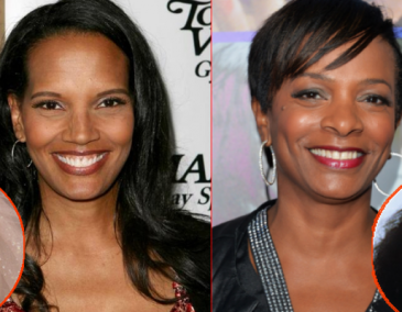 Fb Vanessa Bell And Shari Headley Shari Headley Glamour Fashion Celebs