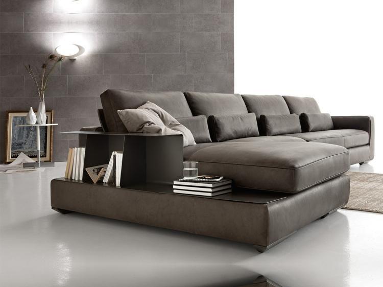 Canapé modulable avec rangement en 21 designs sublimes!