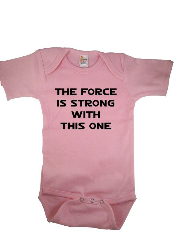 Funny Cool The Force is Strong With This One by SandboxClothing, $13.00