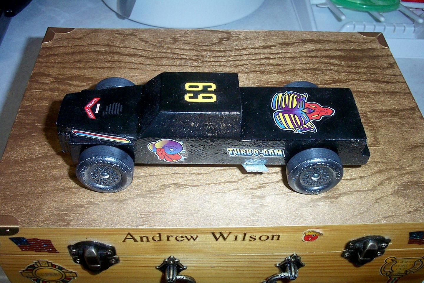 pinewood derby car ideas | PINEWOOD DERBY CARS - CUB SCOUTS ...