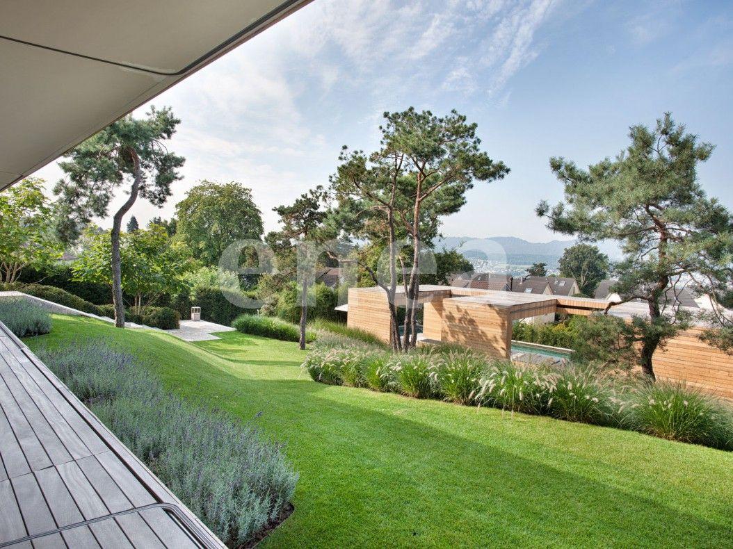 Garten privat z rich enea welle pinterest garten - Feldmann gartenbau ...