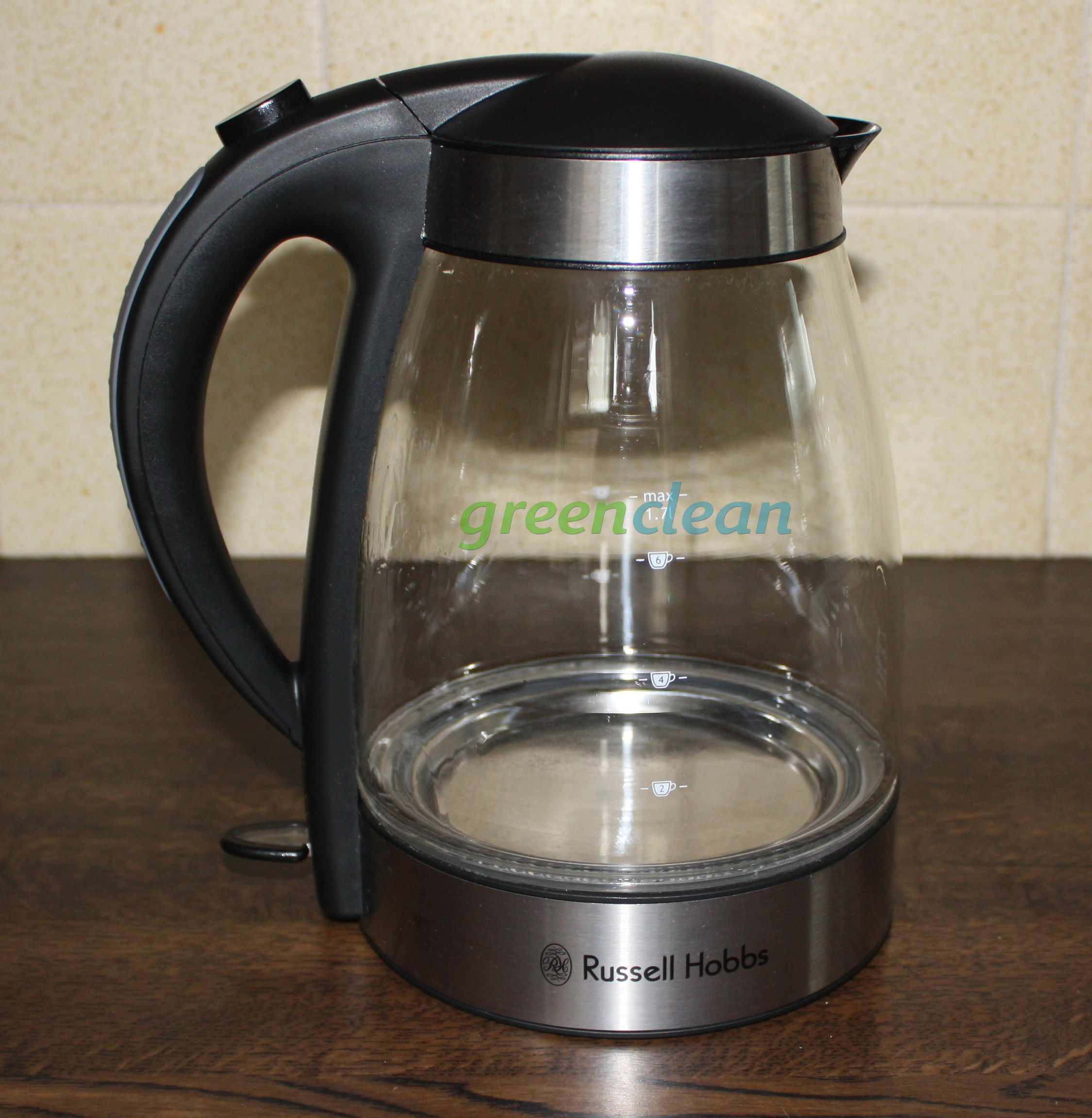 How To Remove Limescale From Kettle >> How To Remove Limescale From An Eletric Kettle Using Vinegar Only