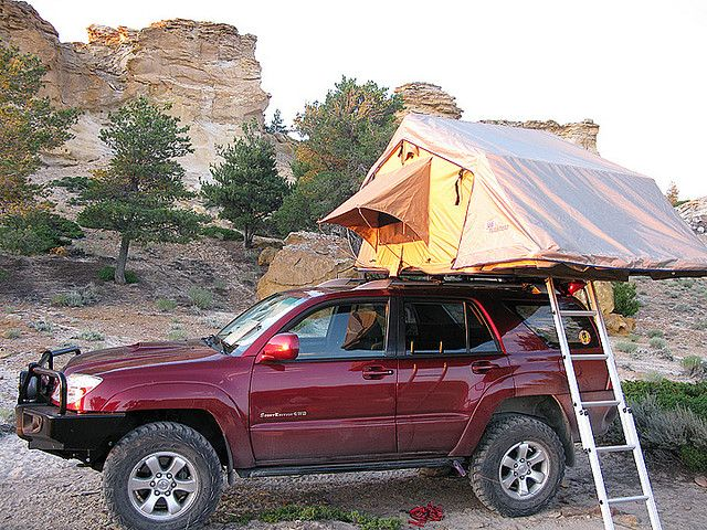 Building An Expedition Worthy 2005 4runner Expedition Portal 4runner Expedition Expedition Portal