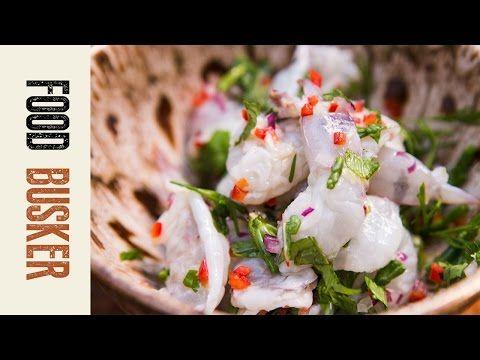 Shrimp Ceviche - YouTube