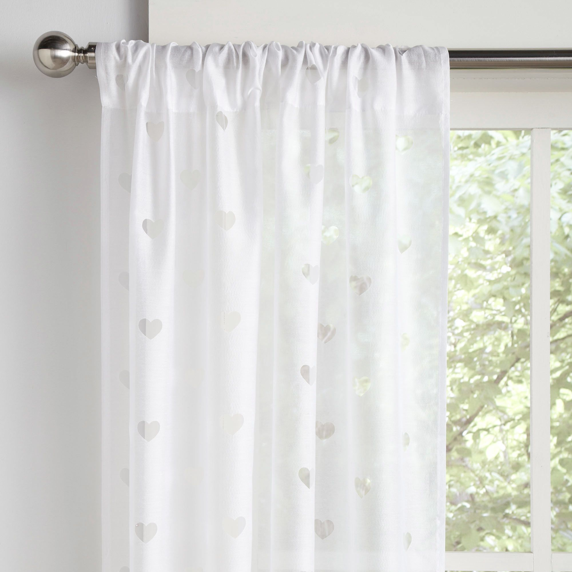 Dreamer Love It Sheer Curtains These Sheer Curtains Offer A