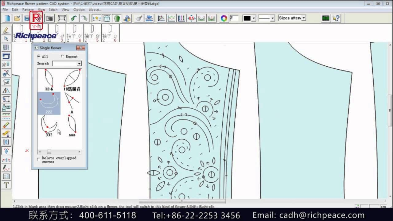 Richpeace Wedding Pattern Software