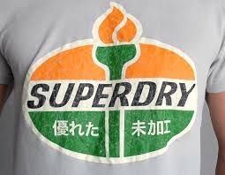 SUPERDRY 極度乾燥(しなさい) の「優れた未加工」LOL