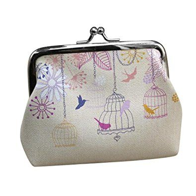 Amazon: Cute Women's Coin Purses Around $2.90 Shipped (Price Is Moving Around) #walletsforwomen