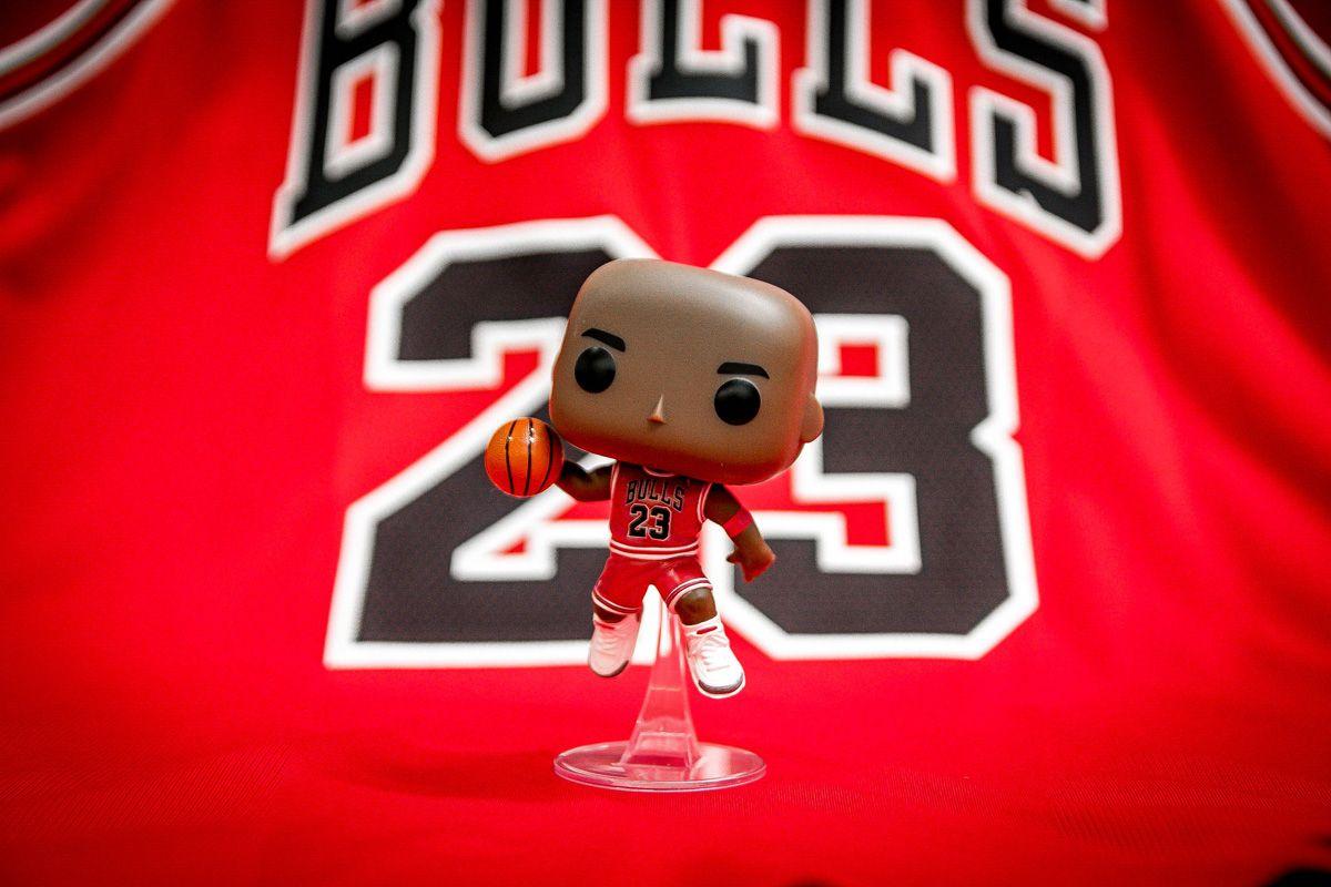 Michael Jordan Funko Pop: Footlocker