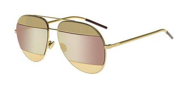 2b0b40479b5fc5 Dior Split 1 000-0J Rose   Dior Eyewear   Pinterest