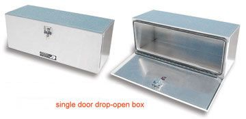 Under Bed Tool Box >> Under Bed Tool Boxes Made From Aluminum For Semi Trailers