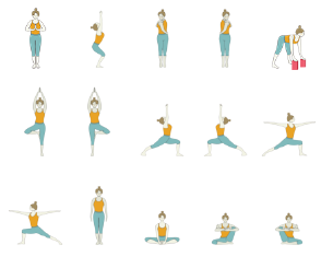 Prenatal Yoga Sequence For Second Trimester Prenatal Yoga Sequence Prenatal Yoga Yoga First Trimester