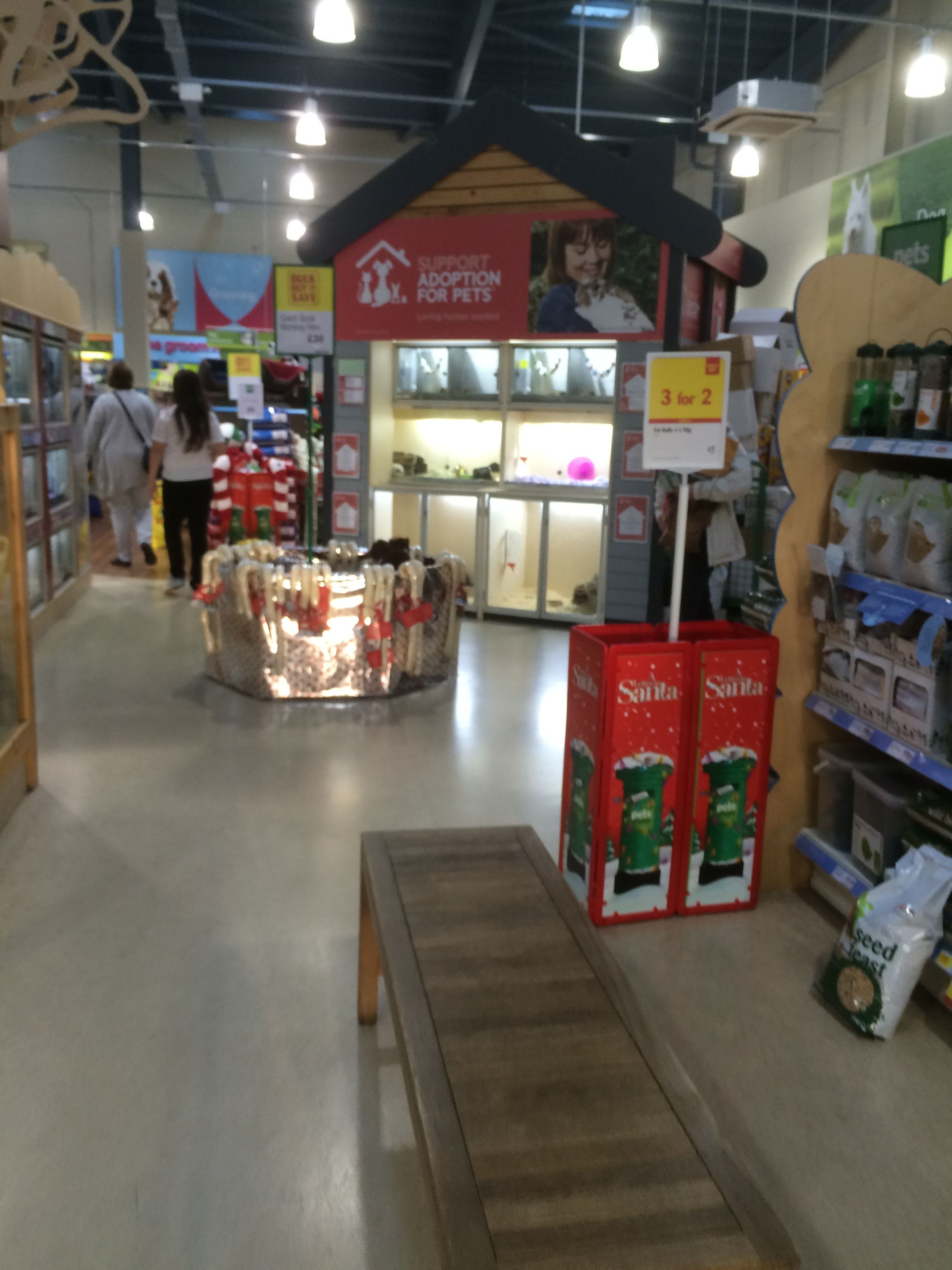 Pets at Home Netherfield Nottingham Pet Shop Pet