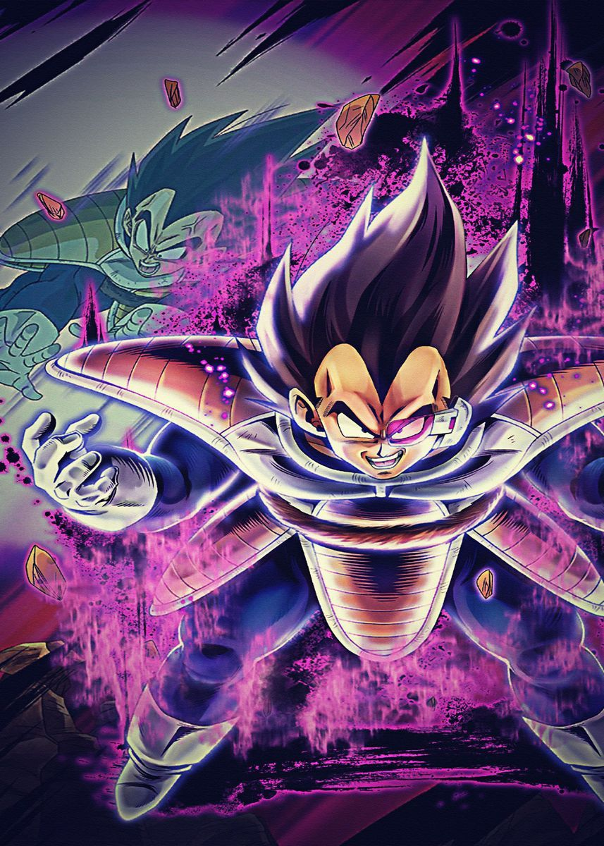'Dragon Ball Z Super Dbz ' Poster by Mariano Mayert | Displate
