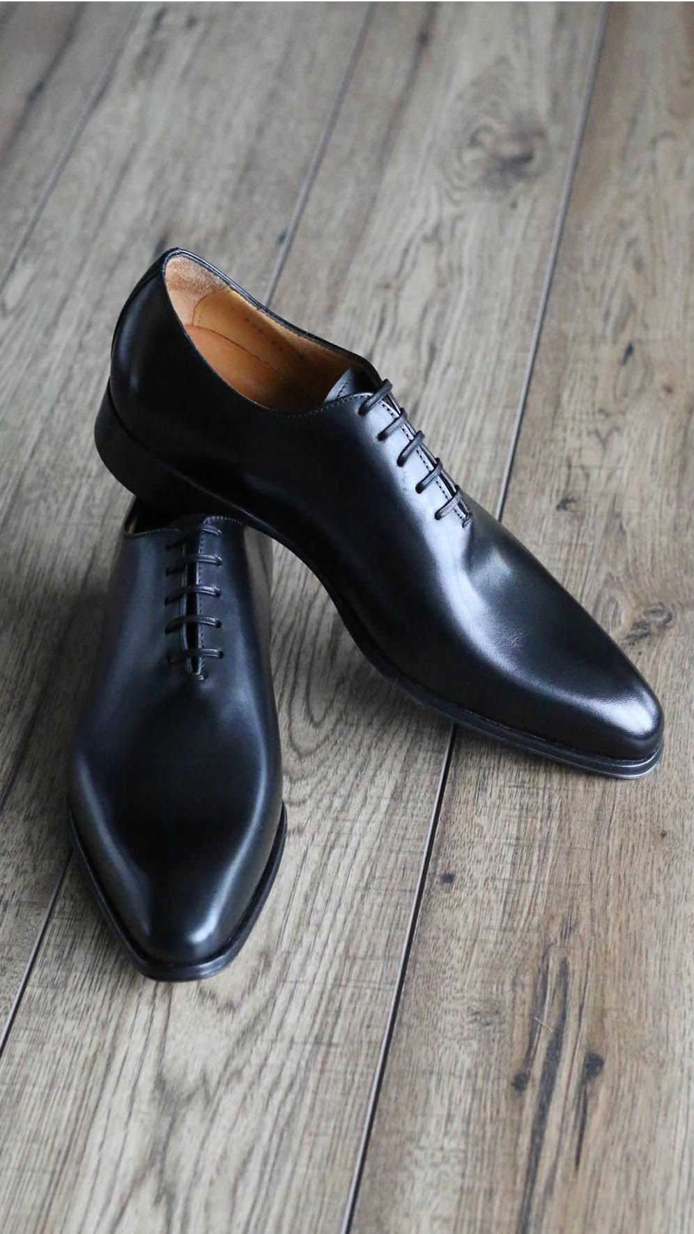 black bilberry brogue wholecut shoe