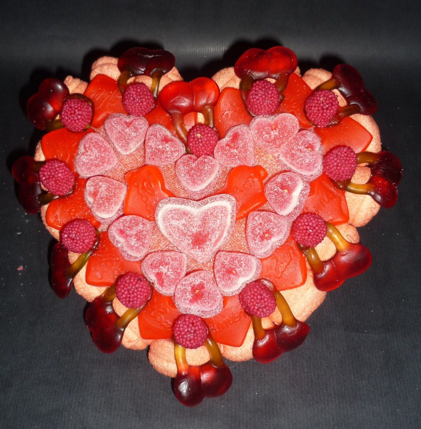 Make your day different with valentines day cake