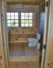 Plumbing For Basement Bathroom raised floor in a log home bathroom to hide the plumbing