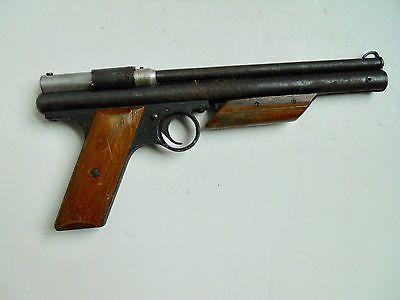 RARE VINTAGE CROSMAN 130 AIR GUN  22 CALIBER BB PELLET