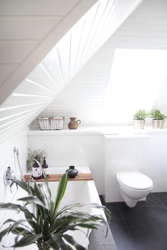 Badezimmer selbst renovieren  Design Dots Blog und Zuhause  Salle de Bain Duplex und Salle
