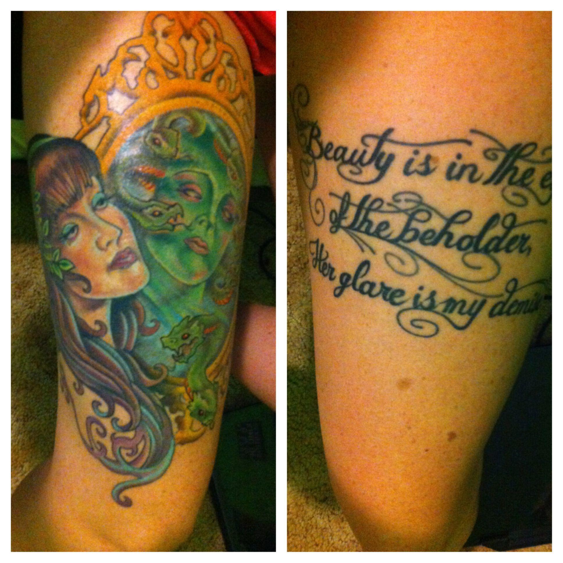 Small Mirror Tattoo: Pin On Tattoos