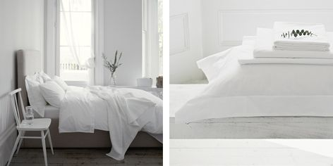 200 Thread Count Egyptian Cotton Bed Linen