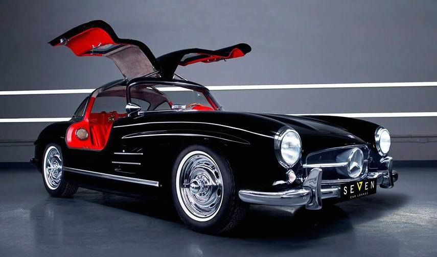 1955 Mercedes Benz 300sl Gullwing Imgur Luxury Cars Mercedes Mercedes Car Mercedes 300