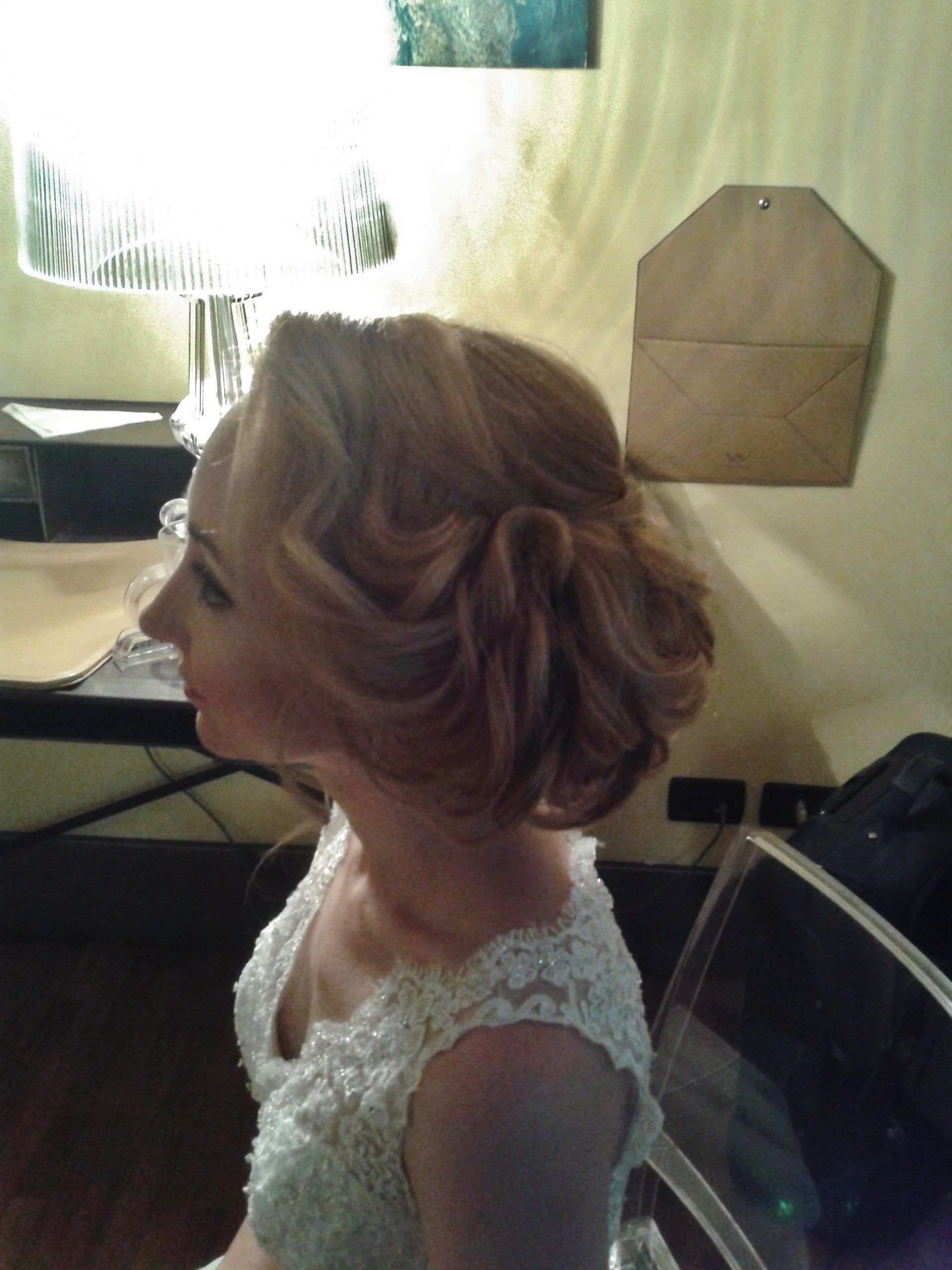 Pin By Best Hairstyles On Hairstyles Italy Bride Hairstyles For