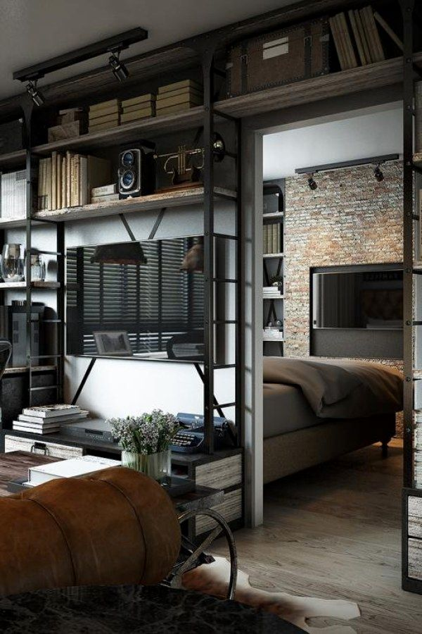 29 Easy Urban Industrial Decor Ideas For Your Urban Getaway