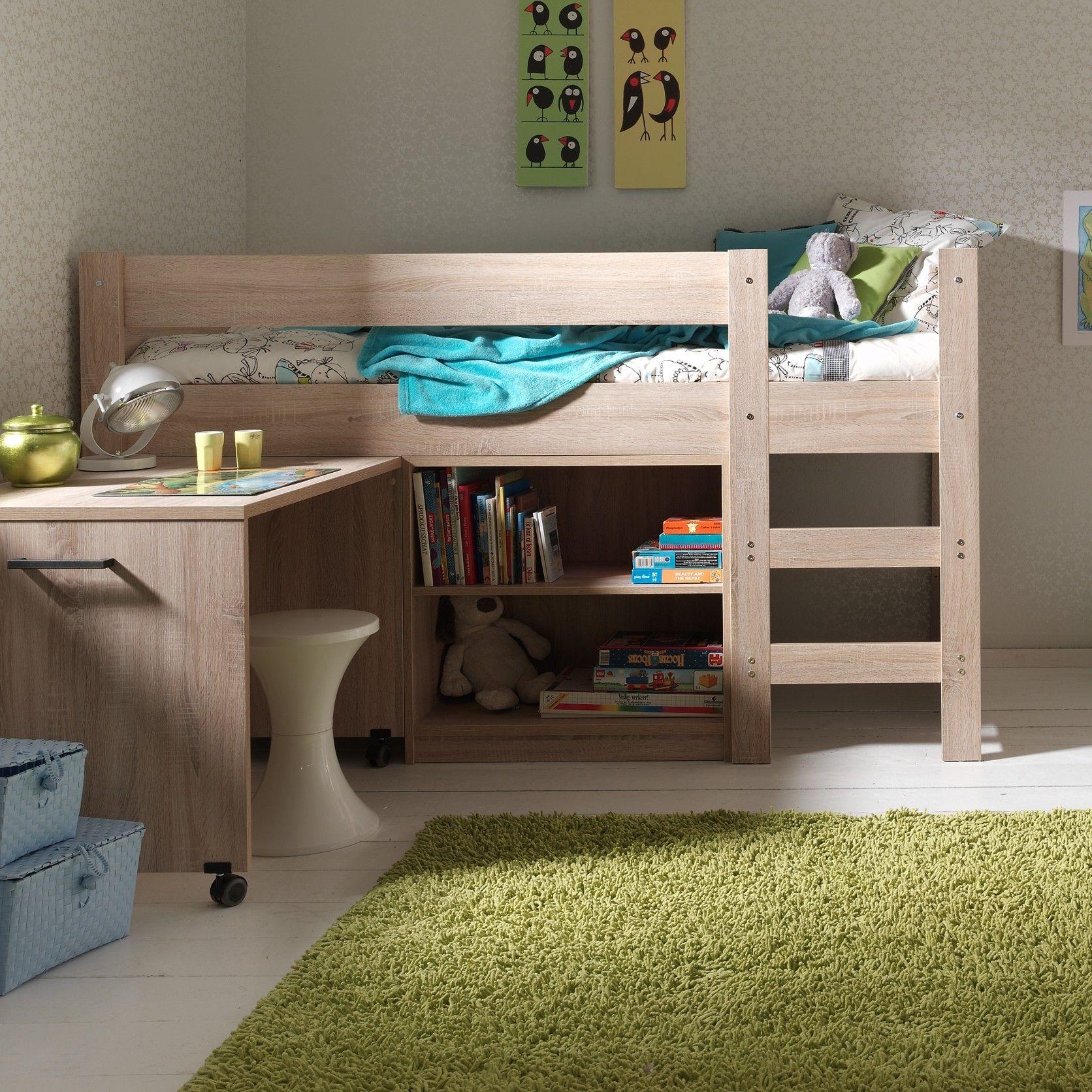 Home etc aline single mid sleeper bunk bed u reviews wayfair uk