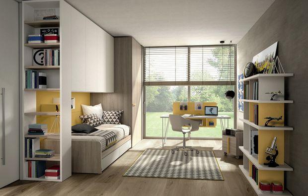 Camerette Teenager ~ 10 camerette per teenager teen room pinterest bedrooms room