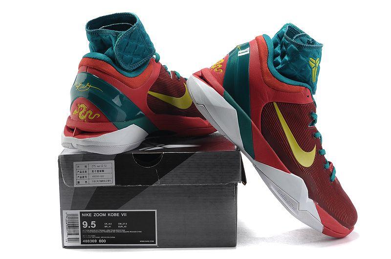 online store d1e85 ddf71 Nike Zoom Kobe 7 VII Year of the Dragon | Nike Zoom Kobe 7 VII Kicks ...