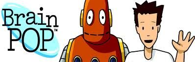BrainPop is a great website to show fun vidoes to students.  They have a wide range of topics for all ages.