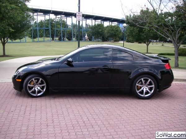 2003 Infiniti G35 Coupe 6 Speed Brembos Most missed car of all